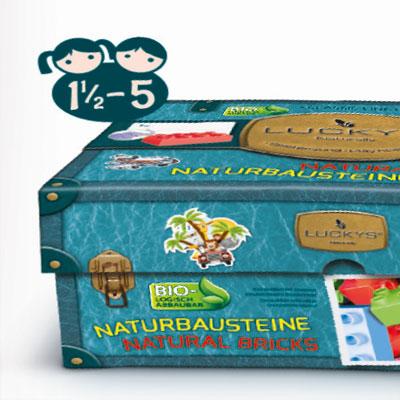 Branding for biodegradable bricks