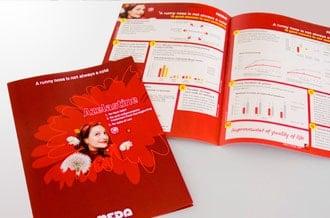 Sales Folder Azelastine für MEDA Pharma