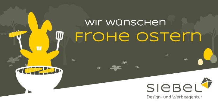 Frohe Ostern – mit 'Falschem Hasen' vom Grill!
