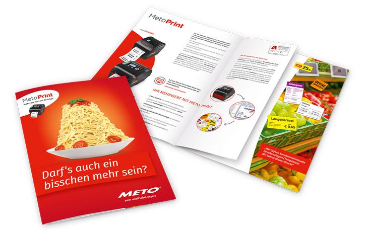 Meto Print Produktfolder